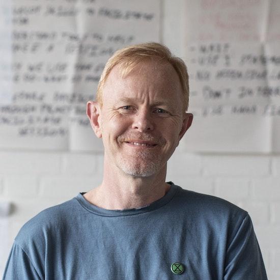 Andrew Medhurst Headshot