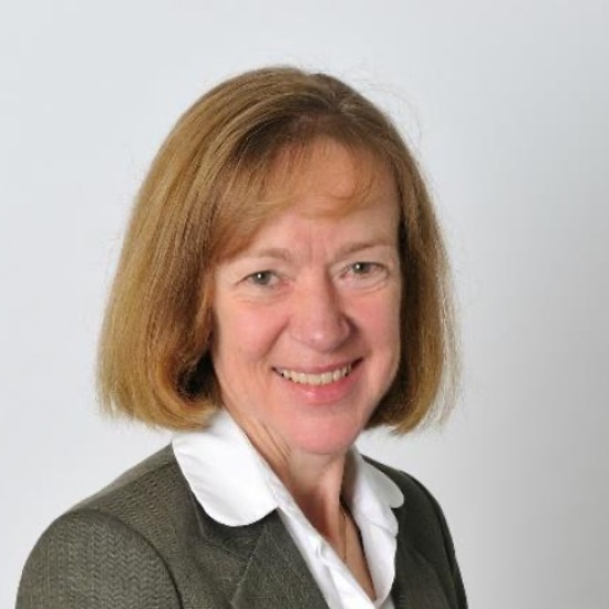 Liz Goodwin OBE