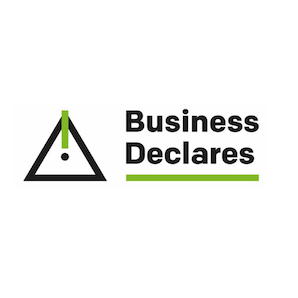 Business Declares Logo